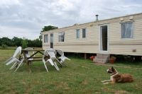 Self-Catering Holiday Caravan Tiverton Devon - Sleeps 6